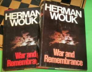 This is what I'm reading now. I found the original hardcovers on my dad's bookshelf. Generation learns from generation.