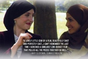 """I love this movie, """"Arranged,"""" about an orthodox Jewish woman and a Muslim woman who become friends and realize their observances parallel one another. True friendship rests in the understanding that we are all the same."""