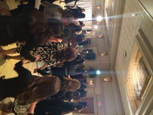 Around and around and around we danced. The joy of a Jewish wedding is unparalleled.
