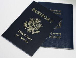 IsraeliUSpassports.istock