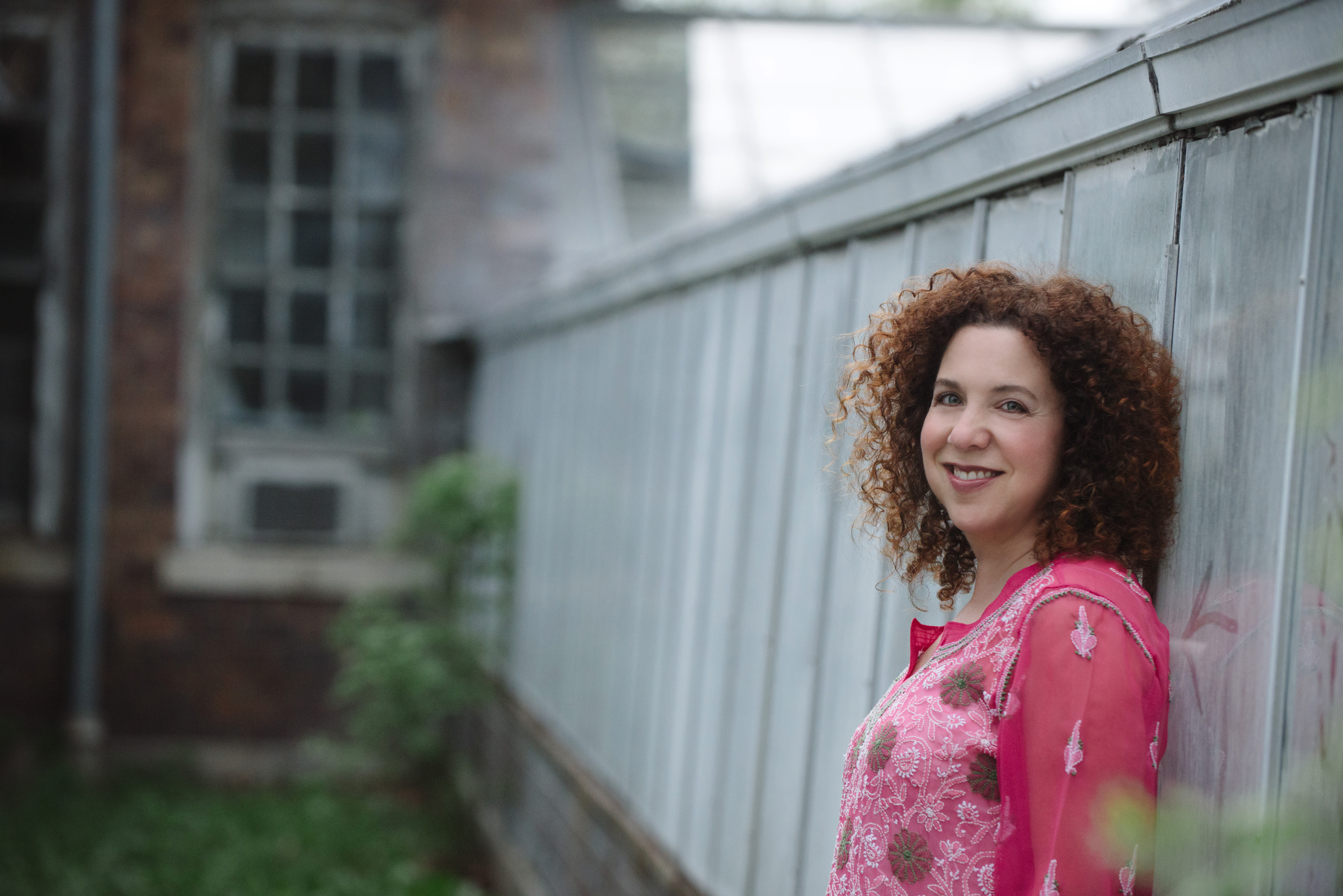 Another from our fun photo shoot on Belle Isle. Embracing my age, loving my roots. (Kristi Gnyp photo)