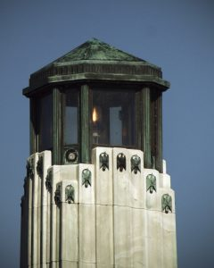 Dan and I picnicked on our anniversary  yesterday by the Art Deco lighthouse on Belle Isle